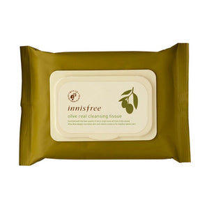 Olive Real Cleansing Tissue (30 pcs) - SevenBlossoms