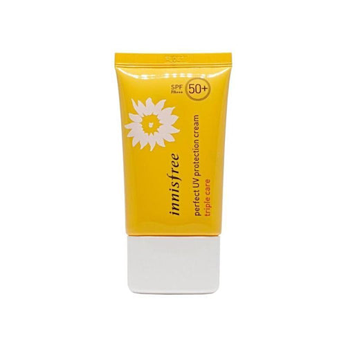 Perfect UV protection cream triple care SPF50+ 50ml - SevenBlossoms