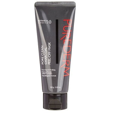 Pore Clean Charcoal Peel-off Mask 100g