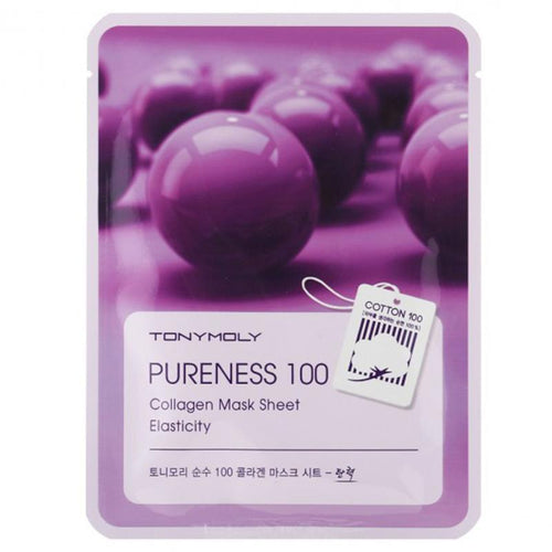 Pureness 100 Mask Sheet Collagen - SevenBlossoms