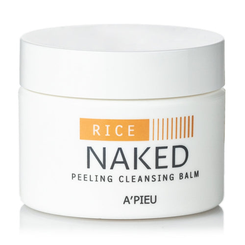 apieu Naked Peeling Cleansing Balm seven blossoms