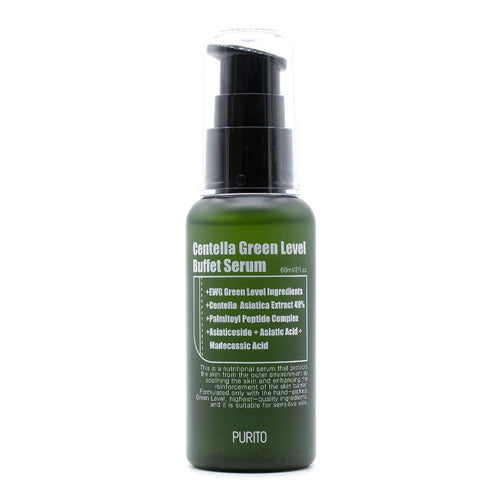 Centella Green Level Buffet Serum 60ml - SevenBlossoms