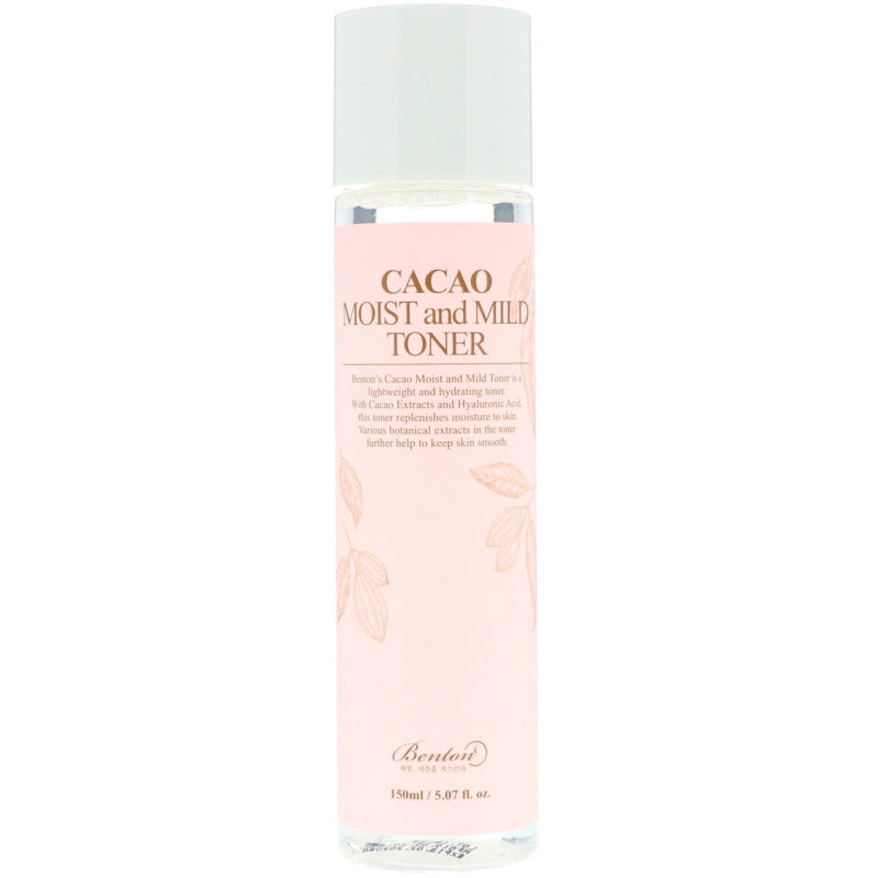 Cacao Moist and Mild Toner 150ml - SevenBlossoms