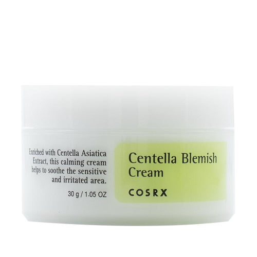 Centella Blemish Cream 30ml - SevenBlossoms