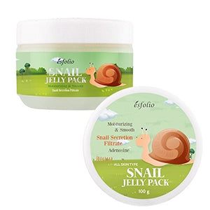 Snail Jelly Pack 100g