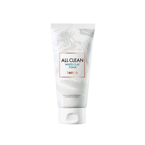 All Clean White Clay Foam 150g - SevenBlossoms