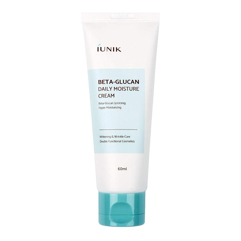 Beta Glucan Daily Moisture Cream 60ml - SevenBlossoms