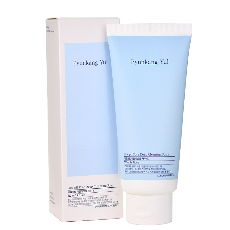 Low pH Pore Deep Cleansing Foam 100ml