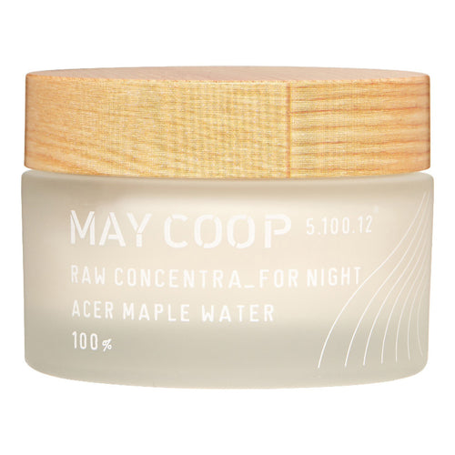 may coop Raw Concentra Night Cream seven blossoms