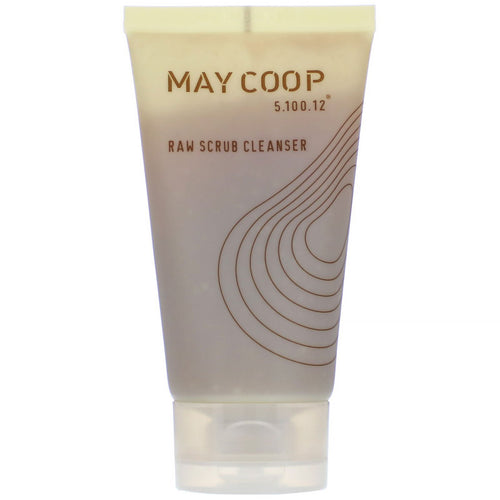 may coop Raw Scrub Cleanser seven blossoms