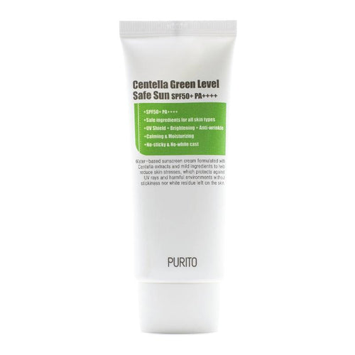 Centella Green Level Safe Sun SPF50+ PA++++ - SevenBlossoms