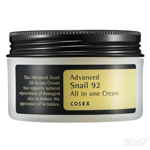 Advanced Snail 92 All in One Cream 100ml - SevenBlossoms