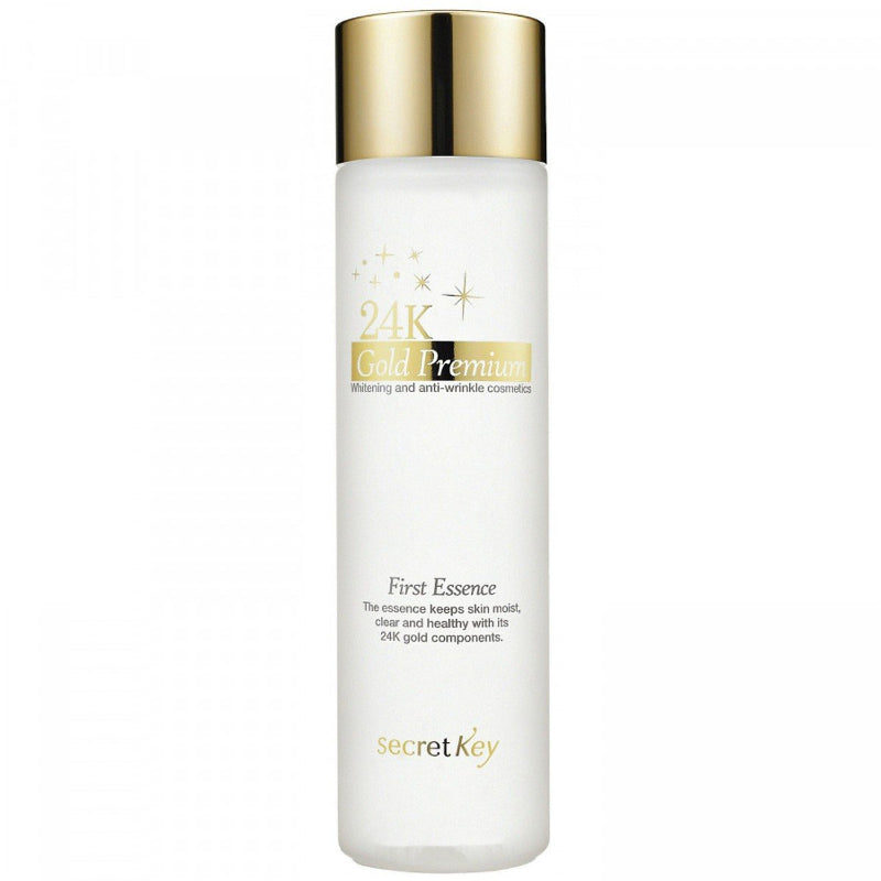 24K Gold Premium First Essence 150ml - SevenBlossoms