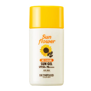 Sun Flower No Sebum Sun Gel SPF50+ PA++++ 50ml
