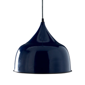 Grover Hanging Light - Royal Blue