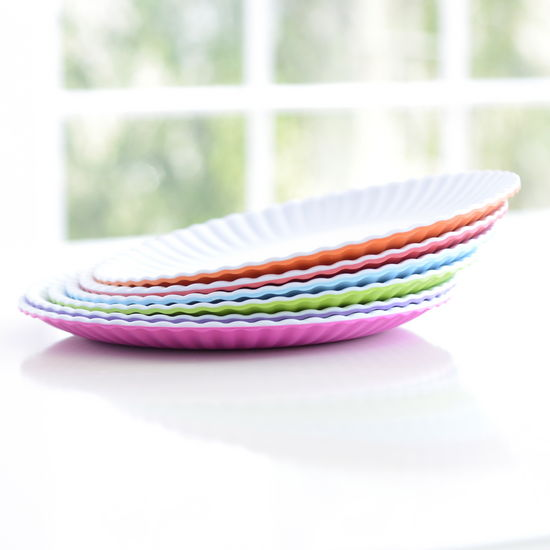Salad Plates, Set of 6