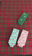 Mr Snowman Christmas Tie