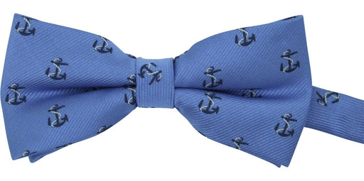 Anchors Away Bow Tie - Bow Ties - - ThreadPepper