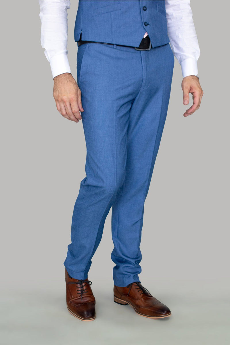 Blue Jay Trousers - Trousers - - ThreadPepper