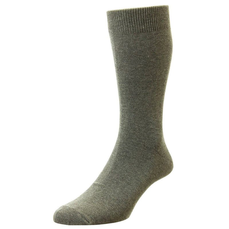 Classic Cotton Socks - Socks - Grey - ThreadPepper