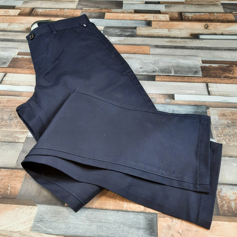 Dakota Navy Chinos - Chinos - 30S - ThreadPepper