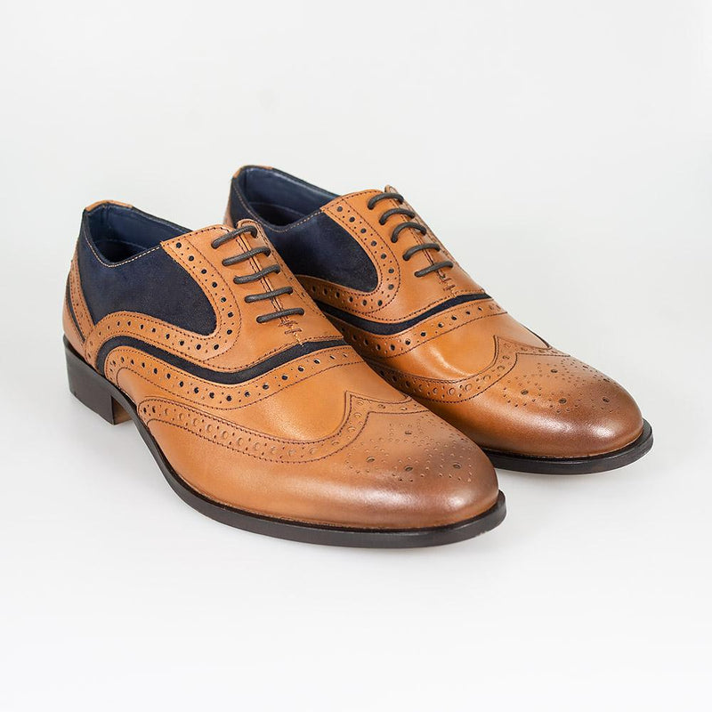 Harry Tan Shoe - Shoes - 7 - ThreadPepper