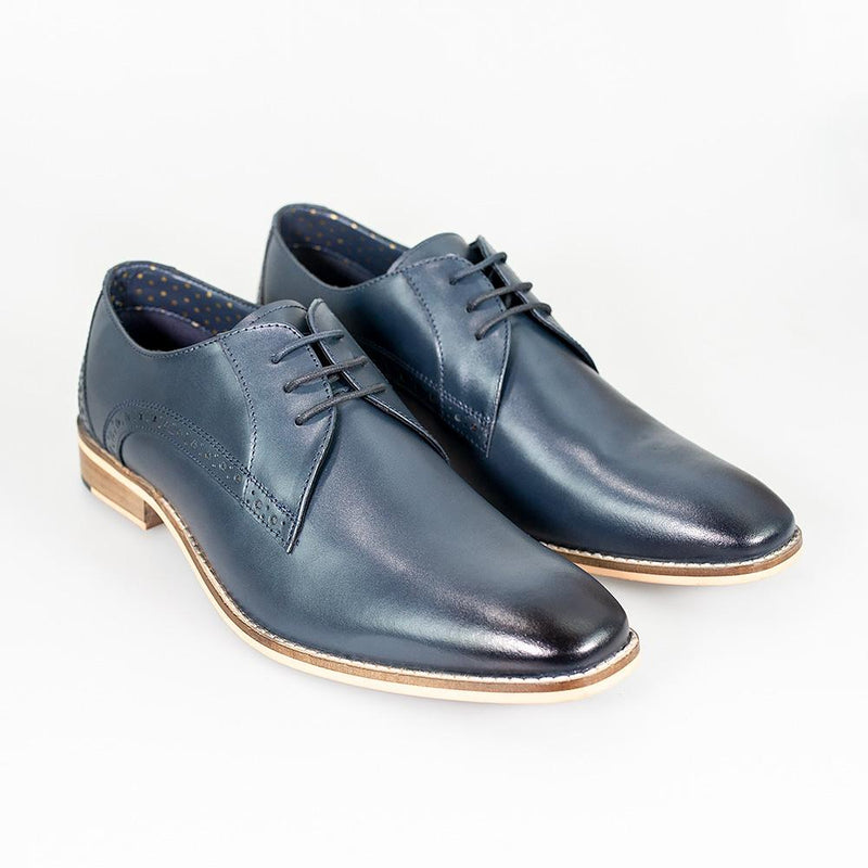 John Navy Shoes - Shoes - - ThreadPepper