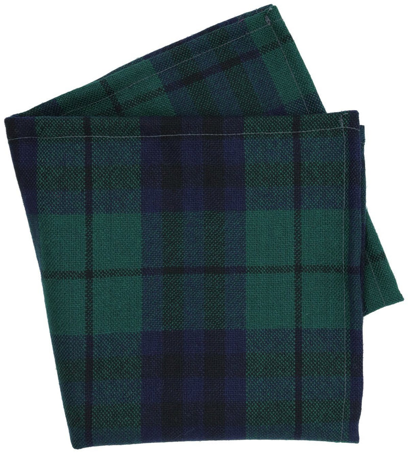 Keith Tartan Handkerchief - Handkerchiefs - - ThreadPepper