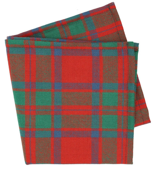 Macintosh Ancient Tartan Handkerchief - Handkerchiefs - - ThreadPepper