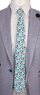 Mr Snowman Christmas Tie - Ties - - ThreadPepper
