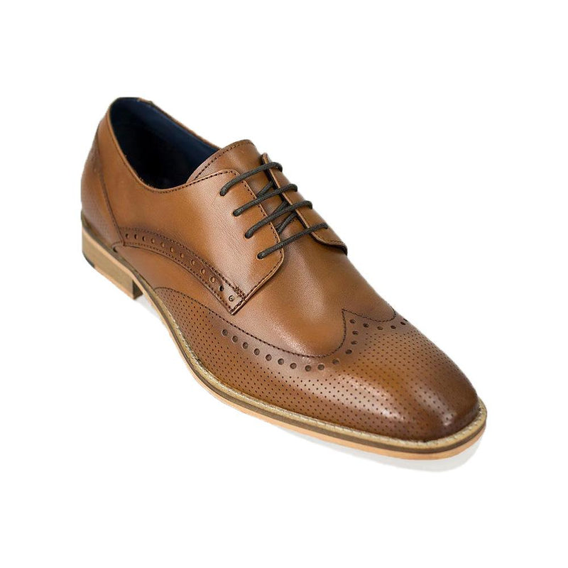 Rome Tan Shoes - Footwear - - ThreadPepper