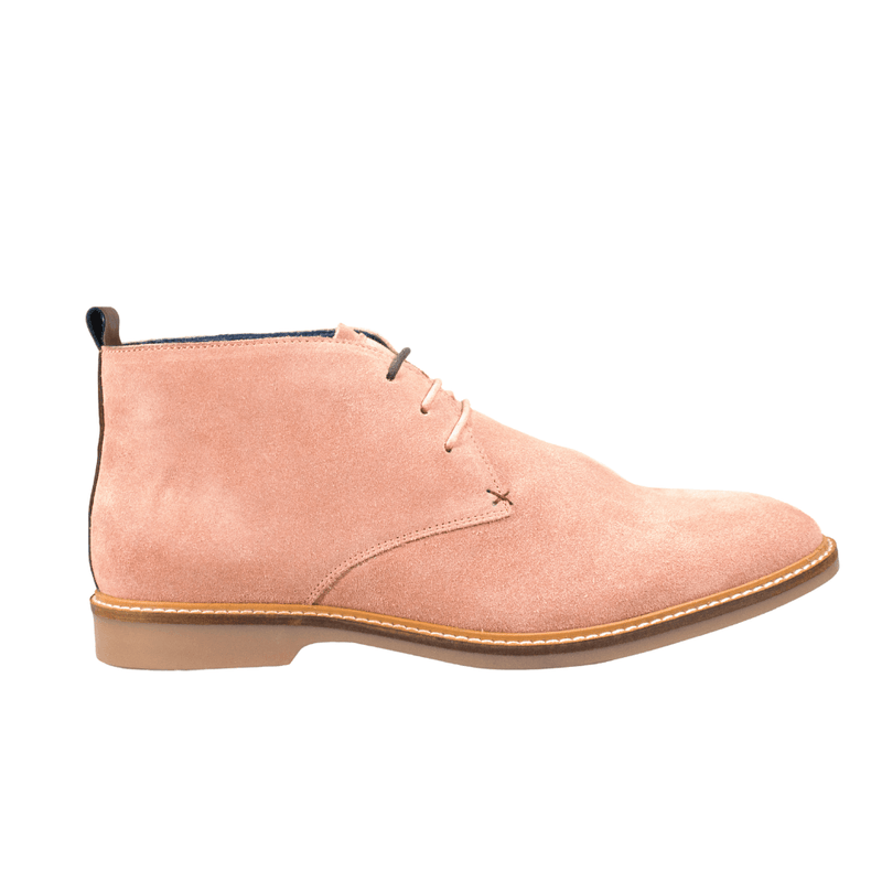 Sahara Dusty Pink Boots - Footwear - - ThreadPepper