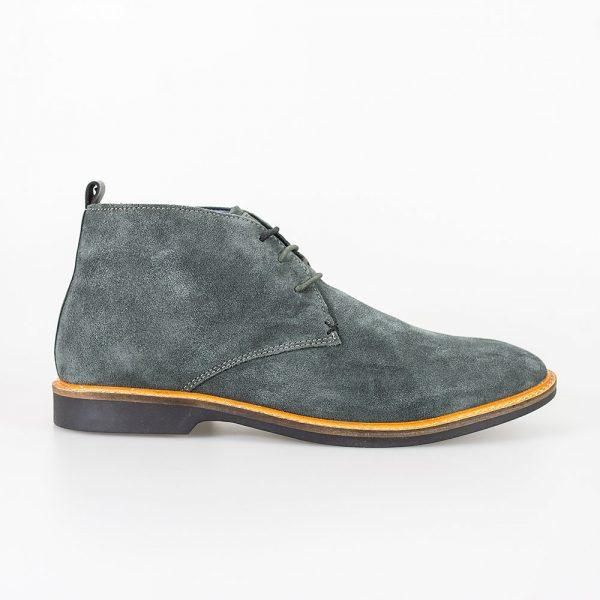 Sahara Grey Boots - Footwear - - ThreadPepper