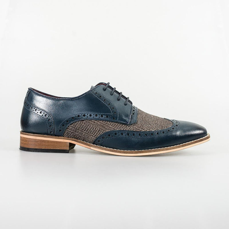 William Blue Shoes - Shoes - - ThreadPepper