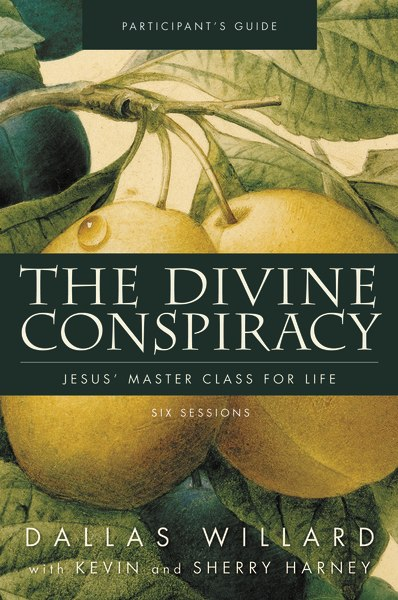 The Divine Conspiracy - Digital Participant's Guide