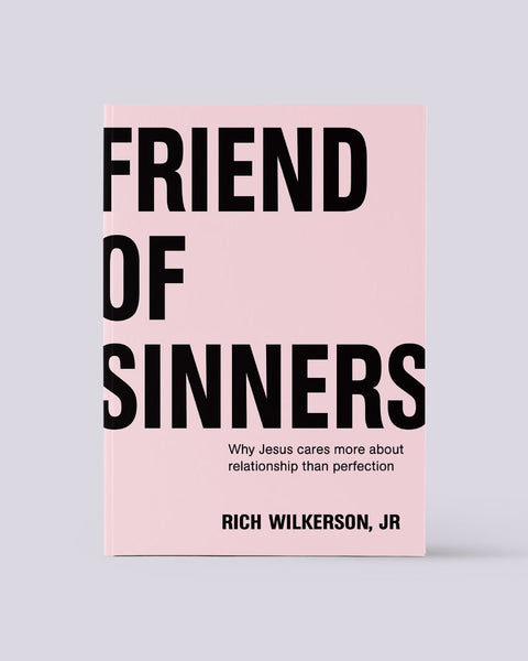 Rick Wilkerson's Friend of Sinners Video Bible Study Digital Download