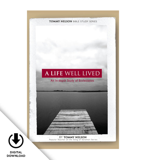 Ecclesiastes: A Life Well Lived - Full Series - Digital Purchase