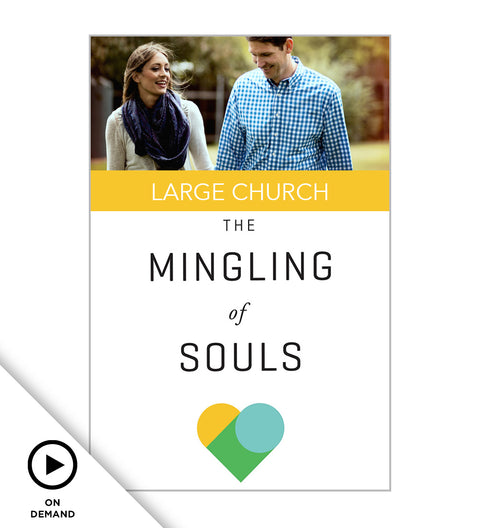 The Mingling of Souls Marriage Conference 2017 - On Demand Large Church License