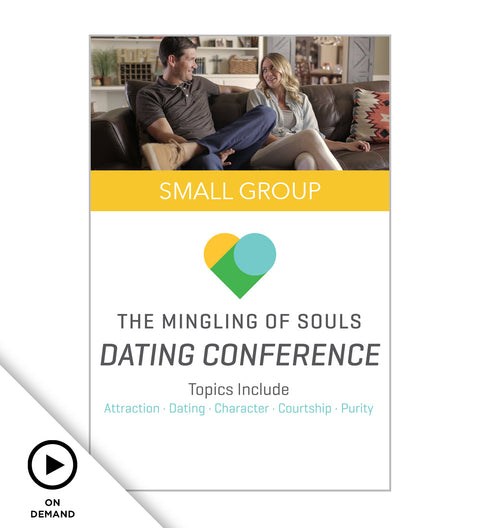 The Mingling of Souls Dating Conference 2016 - On Demand 1-4 Small Group License