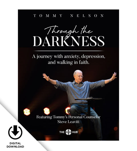 Through the Darkness: A Journey with Anxiety, Depression, and Walking in Faith (Full Series Digital Download)