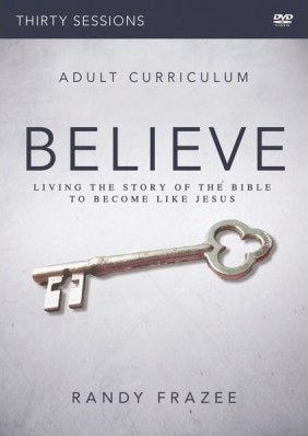 Believe, Adult Curriculum - Full Series - Digital Purchase