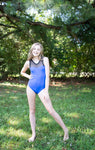 Cobalt -Adult Lillian Leotard