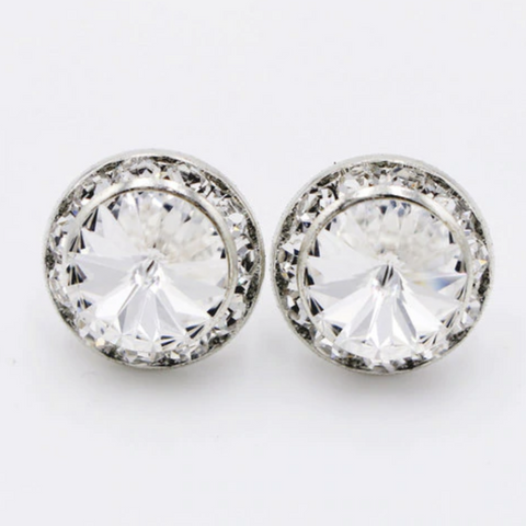 Crystal Earrings 20MM