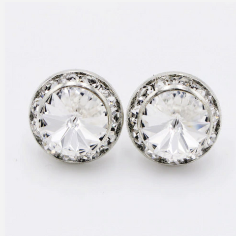 Crystal Earrings 15MM