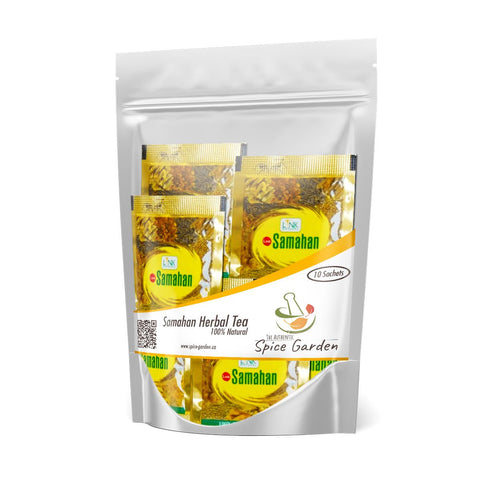 Samahan Herbal Tea - 100% Natural