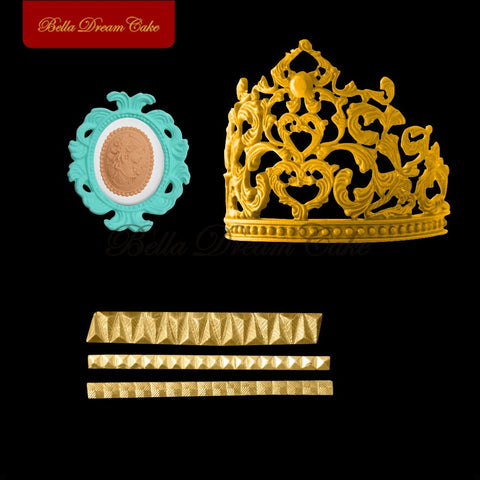 Princess Crown Mould