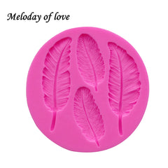 Bird Feather Moulds