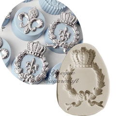Royal Crown Symbol Mould