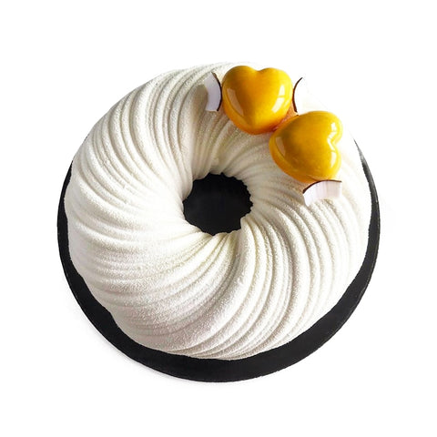 Wool Ball Shaped Round Cake Pan