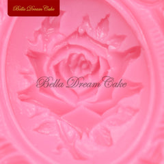 Royal Flower Design Mould